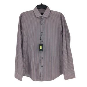New Hugo Boss Slim Fit Dress Shirt XL